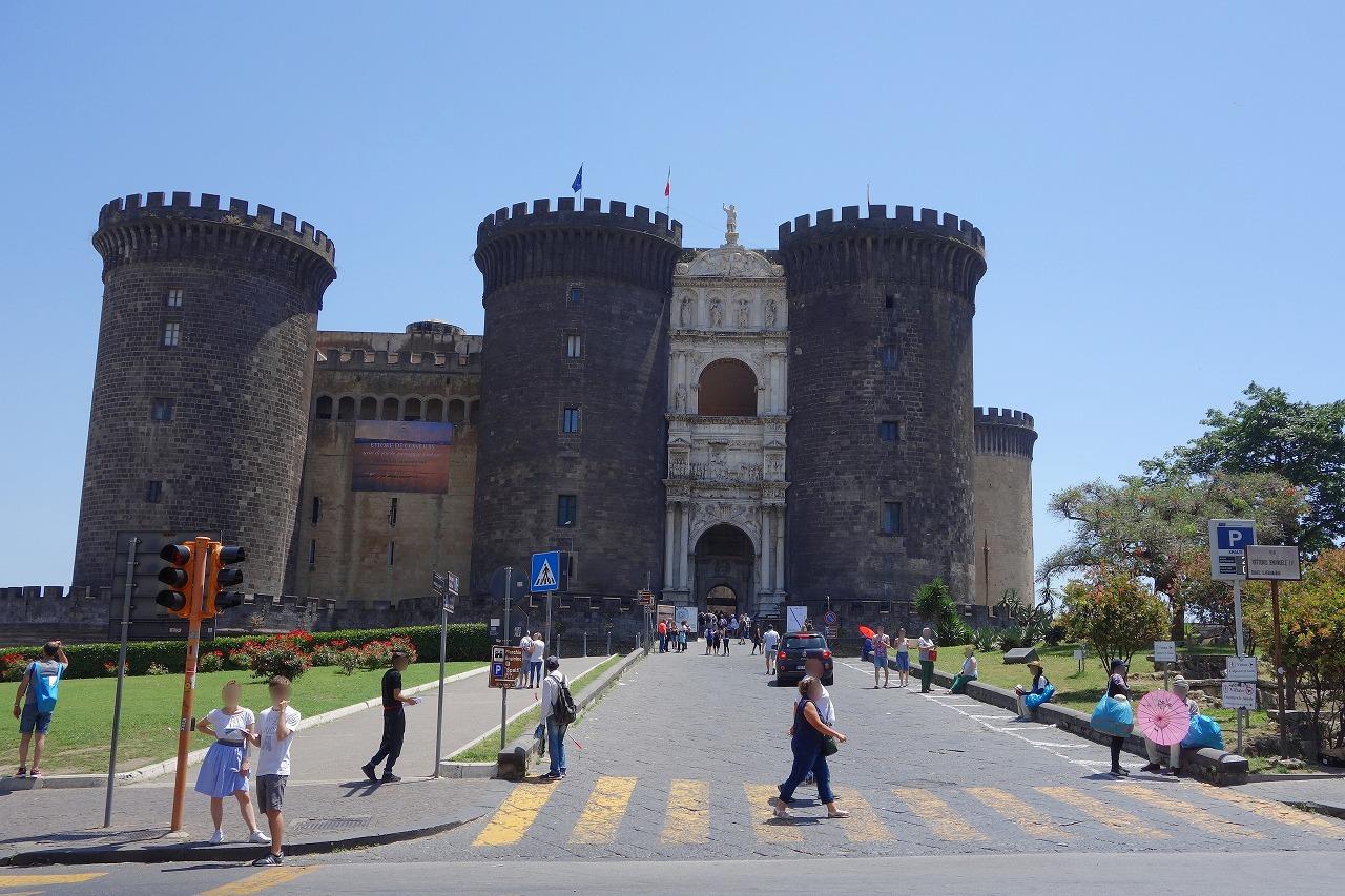 Italy Napoli